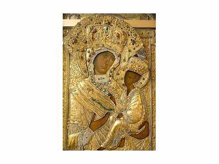 Bogorodica `Tihvinska`
