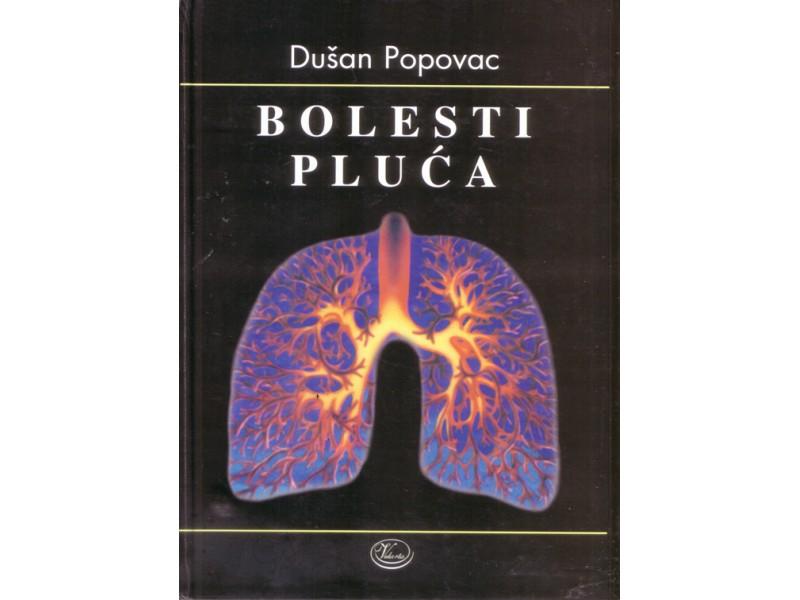 Bolesti Pluća -- Dušan Popovac