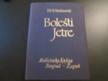Bolesti jetre Dr.S.Stefanovic