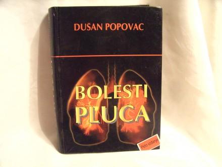 Bolesti pluća Dušan Popovac
