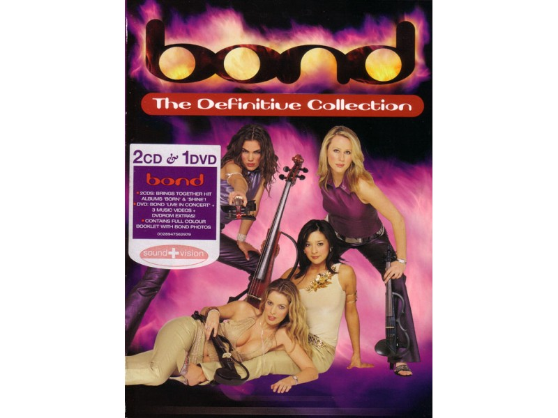 Bond - The Definitive Collection