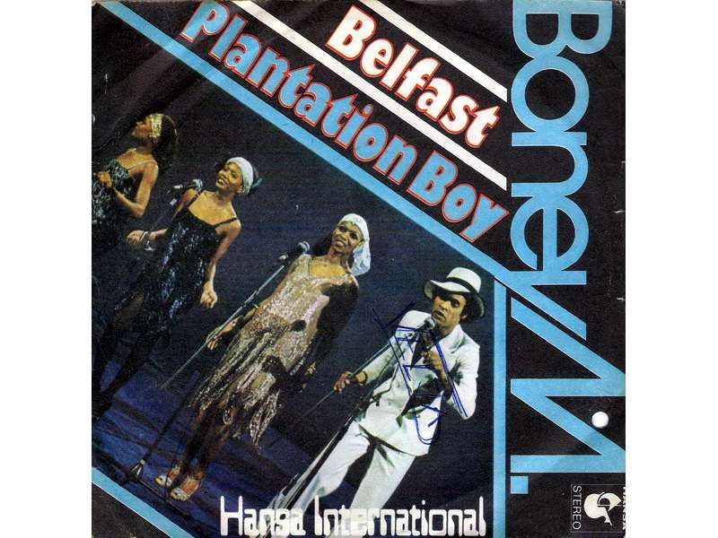 Boney M. - Belfast / Plantation Boy