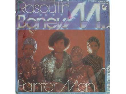 Boney M. - Rasputin / Painter Man