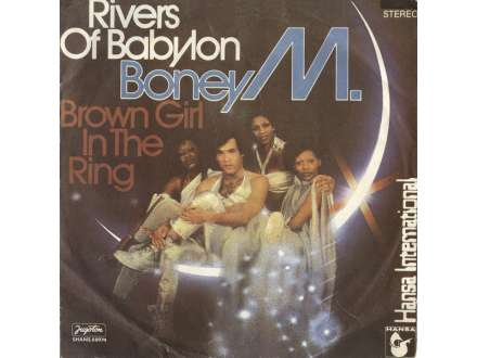 Boney M. - Rivers Of Babylon / Brown Girl In The Ring