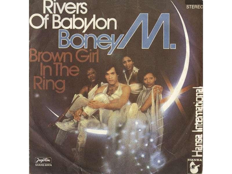 Boney M. - Rivers Of Babylon / Brown Girl In The Ring