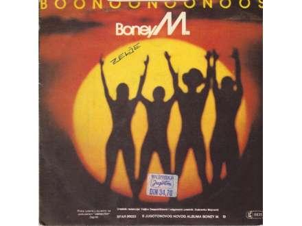 Boney M. - We Kill The World (Don`t Kill The World) / Boonoonoonoos