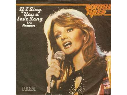 Bonnie Tyler - If I Sing You A Love Song