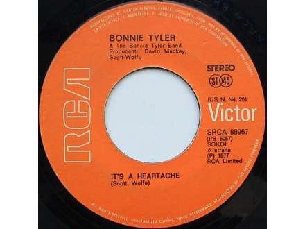 Bonnie Tyler - It`s A Heartache
