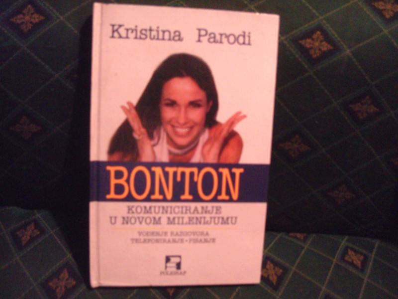 Bonton, Kristina Parodi