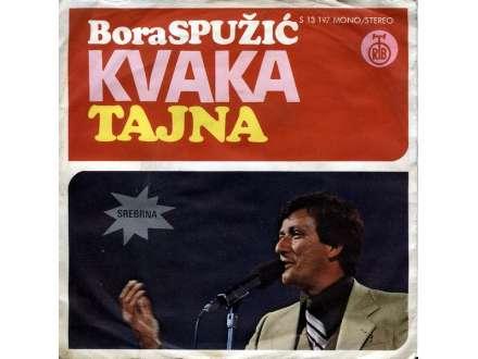 Bora Spužić Kvaka - Tajna