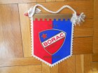 Borac Banja Luka, plasticna zastavica