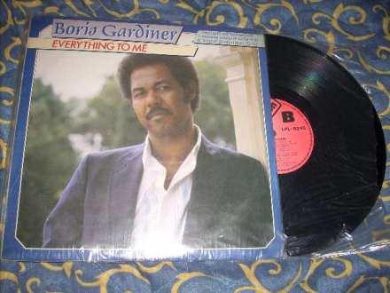 Boris Gardiner - Everything To Me LP Diskoton