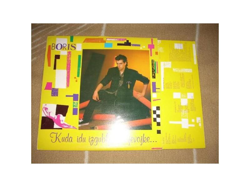 Boris Novkovic-Kuda Idu Izgubljene Djevojke LP