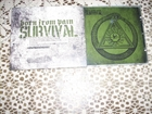 Born From Pain ‎– Survival CD