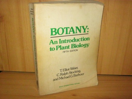 Botany:An Introduction to Plant Biology