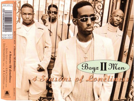 Boyz II Men - 4 Seasons Of Loneliness