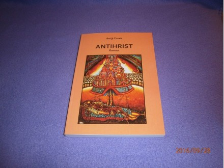 Božji čovek - Antihrist