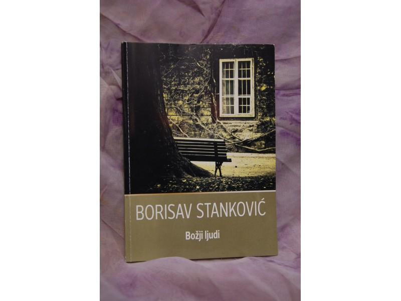 Bozji ljudi - Borisav Stankovic
