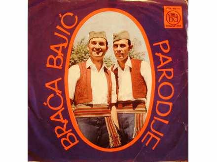 Braća Bajić - Parodije