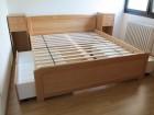 Bracni krevet sa dve fioke