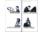Brad Mehldau, Jordi Rossy, Mario Rossy, Perico Sambeat - New York-Barcelona Crossing, Volumen 2