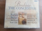 Brahms - The Concertos, 3 cd set