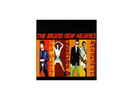 Brand New Heavies, The - Excursions: Remixes & Rare Grooves