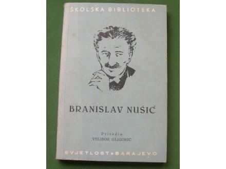 Branislav Nušić, izbor iz dela