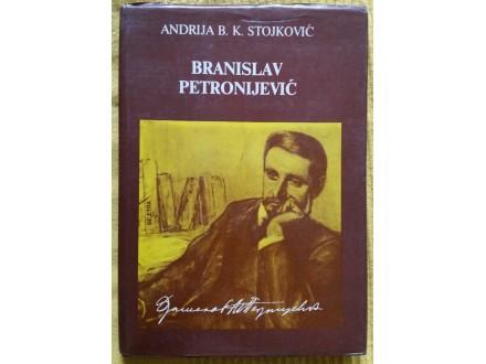 Branislav Petronijević  Andrija Stojković