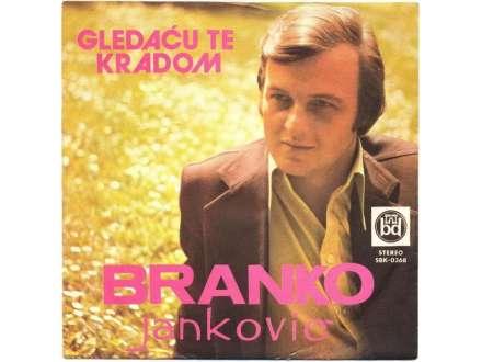 Branko Janković - Gledaću Te Kradom