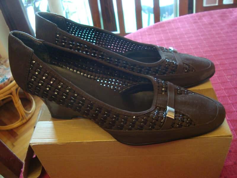Braon cipele 38 br.