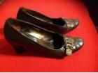 Braon cipele ( kao nove)