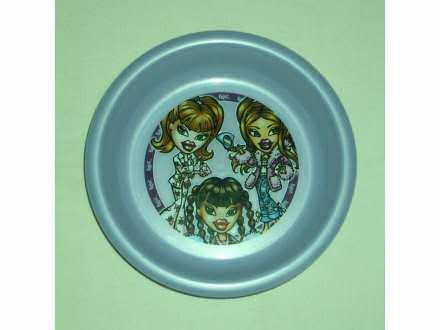Bratz posuda, igračka za devojčice