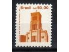Brazil,Crkva 1987.,ključna od dve,čisto