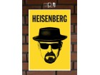 Breaking Bad Heisenberg POSTER 33x48 cm