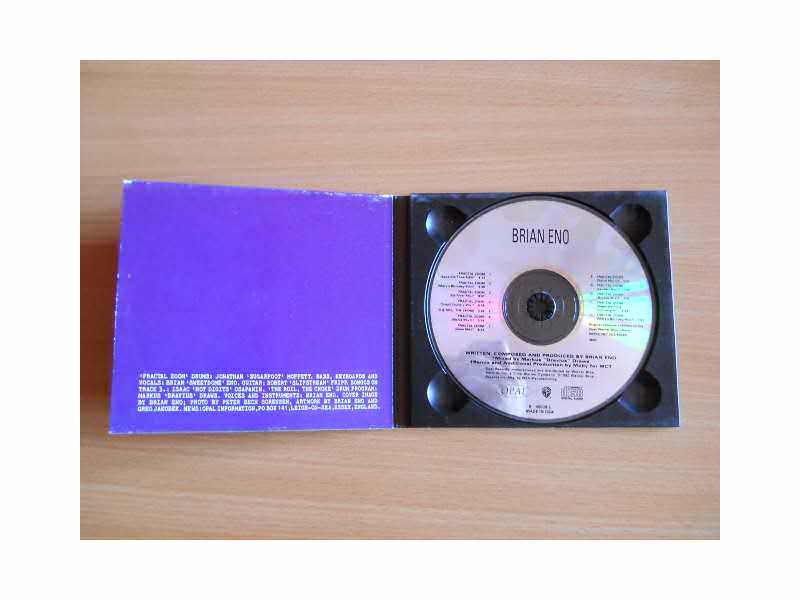 Brian Eno - Fractal Zoom