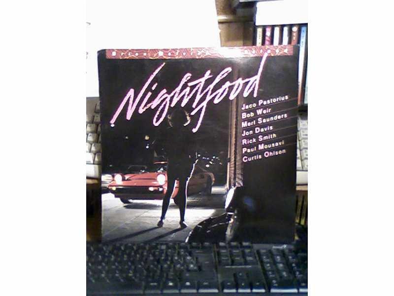 Brian Melvin - Brian Melvin`s Nightfood