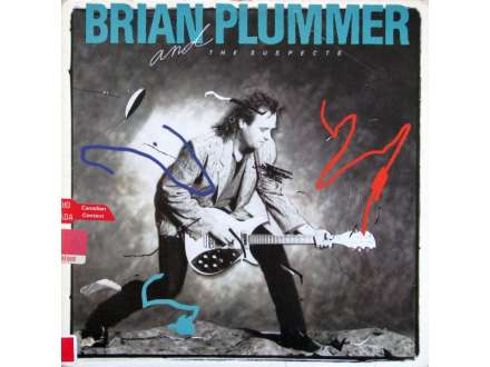 Brian Plummer - Brian Plummer & The Suspects