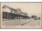 Brod na Savi / Zeljeznicka stanica / 1912