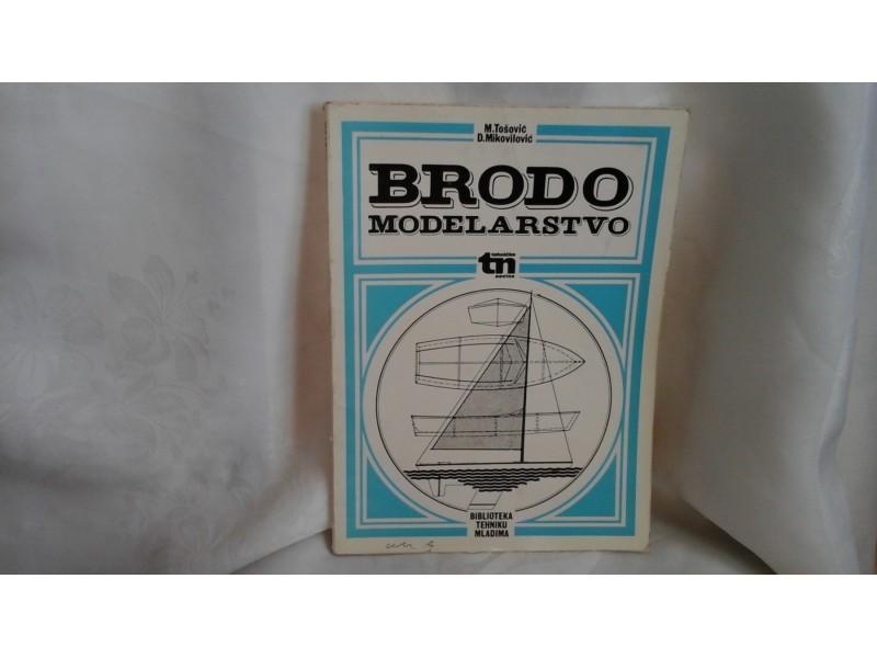 Brodomodelarstvo Tošović