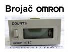 Brojac - Tasterski brojac - OMRON