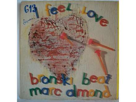 Bronski Beat, Marc Almond - I Feel Love