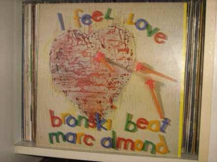 Bronski Beat, Marc Almond - I Feel Love