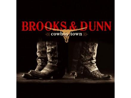 Brooks & Dunn - Cowboy Town