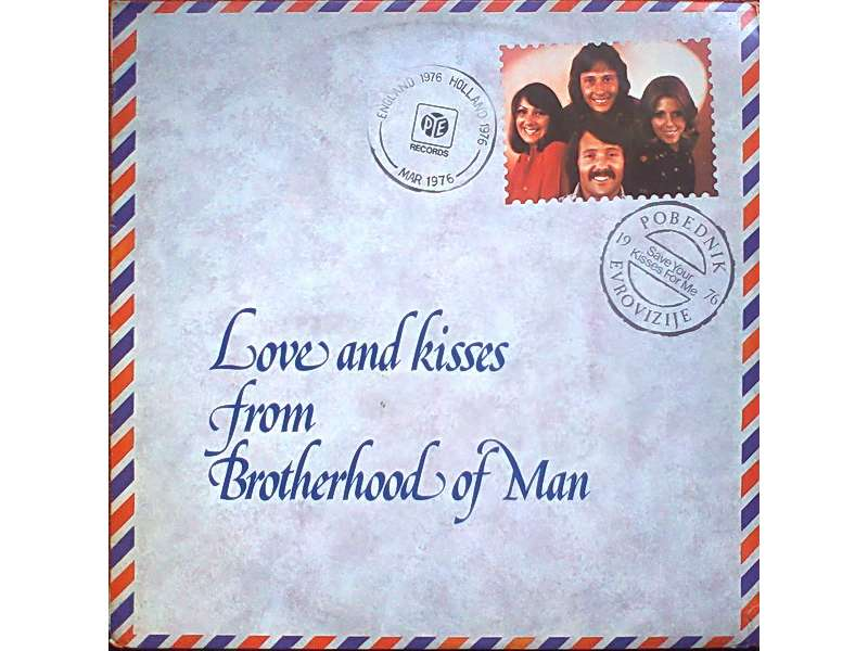 Brotherhood Of Man - Love And Kisses From Brotherhood Of Man
