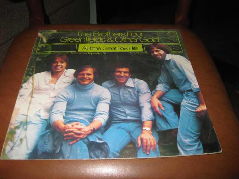 Brothers Four, The - All-Time Great Folk Hits - Greenfields & Other Gold