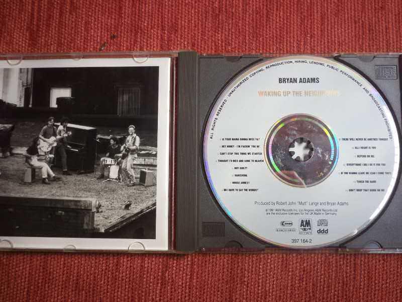 Bryan Adams - Waking Up The Neighbours