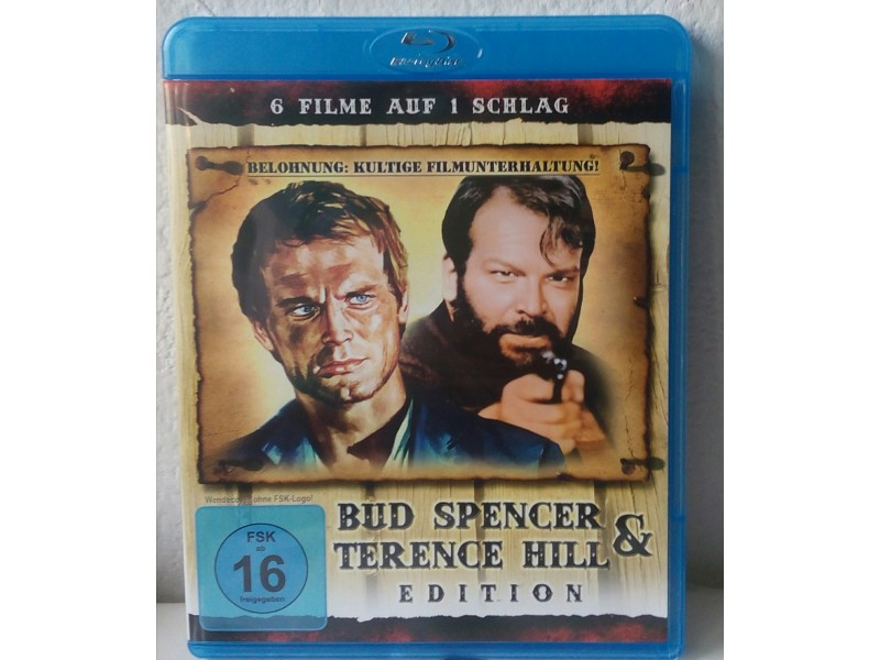 Bud Spencer i Terence Hill combo