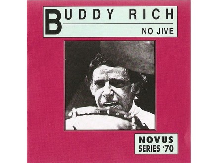 Buddy Rich - No Jive