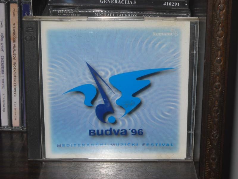 Budva `96 Mediteranski Muzički Festival